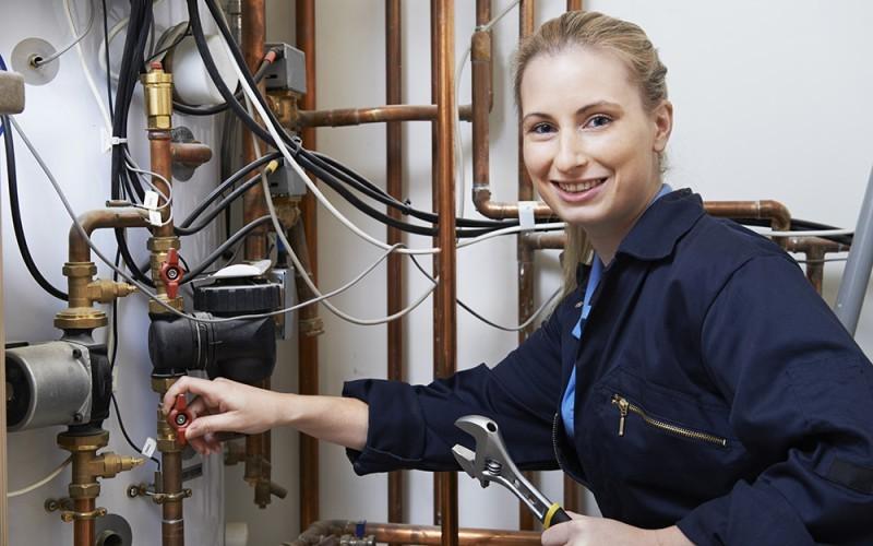 ремонт газовых колонок в СПб на дому